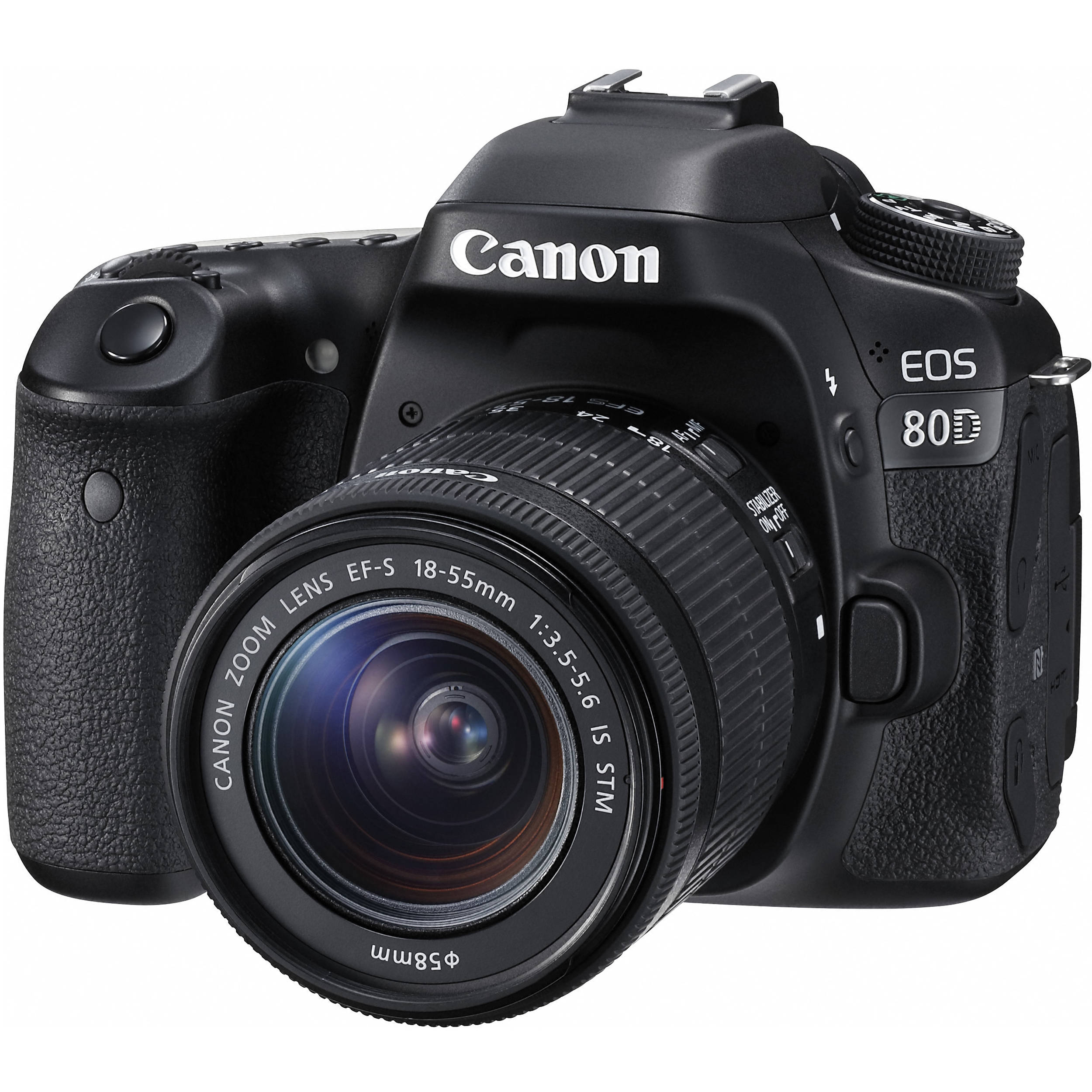 Canon Camera EOS80D